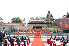 Lễ hội kỷ niệm 230 năm Chiến thắng Ngọc Hồi – Đống Đa ngày mồng 5 Tết Kỷ Hợi