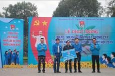 Tỉnh Đoàn Cao Bằng phát động Tháng Thanh niên và Tết trồng cây