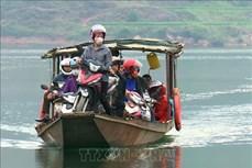 Tiềm ẩn nguy cơ mất an toàn giao thông đường thủy trên lòng hồ thủy điện Sơn La