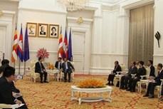 越南与柬埔寨加强信息与传媒领域的务实合作