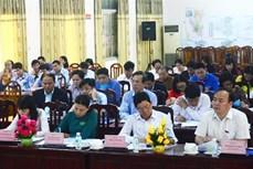 Thông qua nghị quyết về sáp nhập thôn, tổ dân phố và mở rộng địa giới hành chính thành phố Tuyên Quang