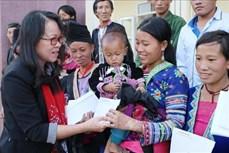 Kiểm tra việc thực hiện Nghị quyết của Trung ương về công tác dân tộc tại huyện Mường Tè
