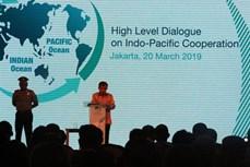 印度洋-太平洋合作高级对话会:面向和平、繁荣和包容性地区