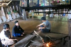 Những nghi lễ truyền thống của người Lô Lô ở Cao Bằng