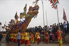Lễ hội Cầu ngư bảo tồn nét văn hóa tín ngưỡng đặc sắc của cộng đồng cư dân làng biển Diêm Phố
