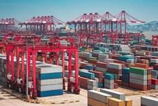 越南对以色列维持贸易顺差