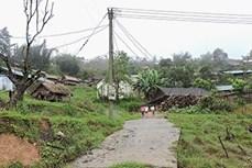 Tập tục rào làng của người Xơ Đăng ở Kon Tum