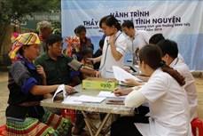 Khám bệnh miễn phí cho đối tượng chính sách, người nghèo ở vùng cao Yên Bái