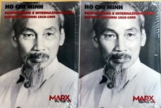 胡志明主席选集意大利文版在意大利罗马出版发行