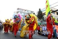Phát triển bộ môn nghệ thuật truyền thống Lân - Sư - Rồng thu hút khách du lịch