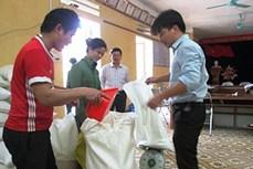 Hỗ trợ gạo cho tỉnh Yên Bái trong thời gian giáp hạt