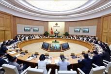 政府总理阮春福:加强国家对社会问题的管理工作