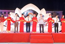越南政府副总理王廷惠莅临河静省出席系列活动