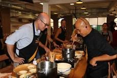 舌尖上的澳大利亚活动介绍澳大利亚饮食和烹饪方法