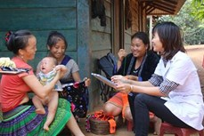 Tuyên truyền giảm thiểu tình trạng tảo hôn và hôn nhân cận huyết thống trong vùng đồng bào dân tộc