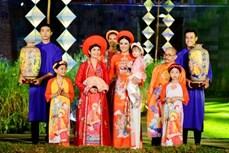 Festival Nghề truyền thống Huế 2019: Đặc sắc Lễ hội Áo dài trên con đường di sản