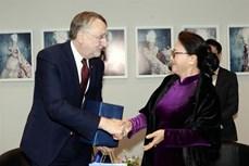 欧盟-越南关系正在朝着正确的方向前进