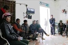 Hiệu quả cai nghiện bằng Methadone ở vùng biên giới Lai Châu