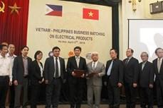 越南与菲律宾寻求制造业合作机会