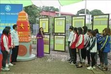 """Triển lãm bản đồ và trưng bày tư liệu """"Hoàng Sa, Trường Sa của Việt Nam – Những bằng chứng lịch sử và pháp lý"""""""