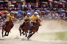 Festival Vó ngựa cao nguyên trắng Bắc Hà - sự đa dạng văn hóa, đoàn kết dân tộc