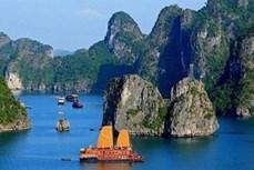 下龙湾空中游览旅游线路启动 给游客带来全新体验