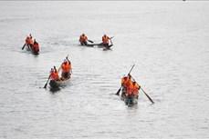 Độc đáo lễ hội đua thuyền trên sông Pô Cô huyền thoại