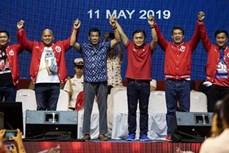 菲律宾:罗德里戈·杜特尔特总统的盟友在中期选举中取得压倒性的胜利