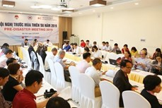 越南防灾减灾日73周年:努力提高居民对防灾减灾的认识