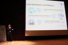 在韩越南大学生促进科研活动