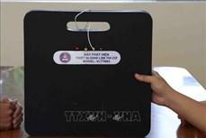 Nhóm giảng viên Trường Đại học Tây Nguyên chế tạo thành công máy nhận biết có thiết bị gian lận trong phòng thi