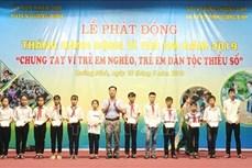 Quảng Bình chung tay vì trẻ em nghèo, trẻ em dân tộc thiểu số