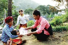 Lào Cai: Ngăn chặn tình trạng tảo hôn và hôn nhân cận huyết thống