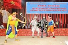 Nghệ thuật sân khấu Dù kê của người Khmer