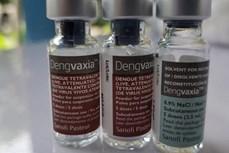 Mỹ cấp phép sử dụng vaccine phòng sốt xuất huyết Dengvaxia