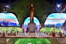 Kỷ niệm trọng thể 60 năm ngày Bác Hồ về thăm cán bộ, chiến sỹ và đồng bào các dân tộc Tây Bắc tại Sơn La