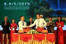 Góp ý phát huy giá trị du lịch của Công viên địa chất toàn cầu Non nước Cao Bằng