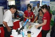 农业领域技术设备展览会在胡志明市开展