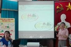 Phát triển thương hiệu, nâng cao tính cạnh tranh của nếp hạt cau Ninh Bình