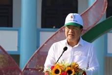 越南愿与国际社会携手保护环境 保护健康的海洋