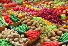 今年前5月越南蔬果出口额达18.3亿美元
