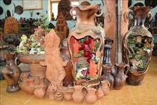 Làng gốm Bàu Trúc, Ninh Thuận: Giữ nét đặc trưng văn hóa Chăm