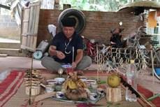 """Tục """"đóng cửa rừng"""" của người Mường Thanh Sơn"""
