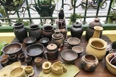 Kon Tum đưa gốm của người Bahnar dần trở thành sản phẩm du lịch