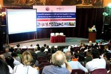 更新越南和国际社会关于艾滋病、病毒性肝炎和相关疾病的最新研究成果