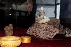 越南海域9艘古沉船文物展:越南文化的精髓