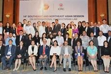 越南促进遵守国际人道法