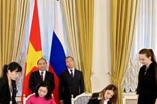 越南文化体育与旅游部同俄罗斯旅游局签署合作协议