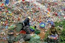 Xử lý rác thải rắn sinh hoạt bằng công nghệ ủ phân hữu cơ vi sinh và nhiệt phân