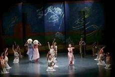 舞剧《翘传》重现胡志明市大剧院舞台